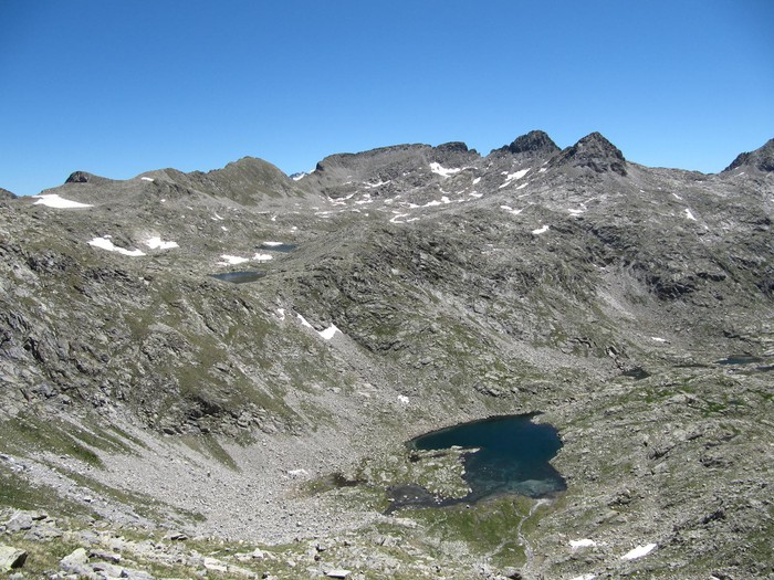 Photo of Pico de Bardamina desde la Pleta del Estallo (Pirineo Aragonés)