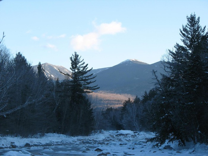 Слика од Owls Head, NH via Black Pond and Brutus Bushwhack