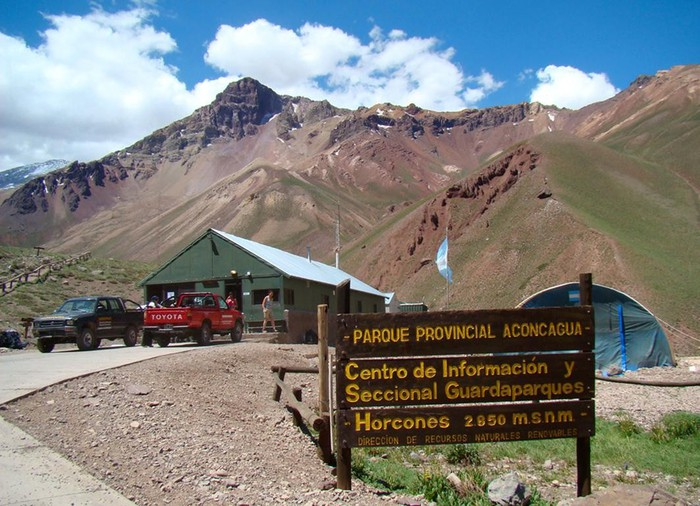 Photo of Aconcagua 1: Horcones - Plaza Francia