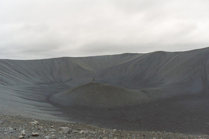 Photo of Hverfjall volcano hike (Iceland)
