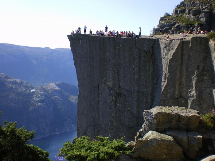 Photo of Preikestolen - El Púlpit