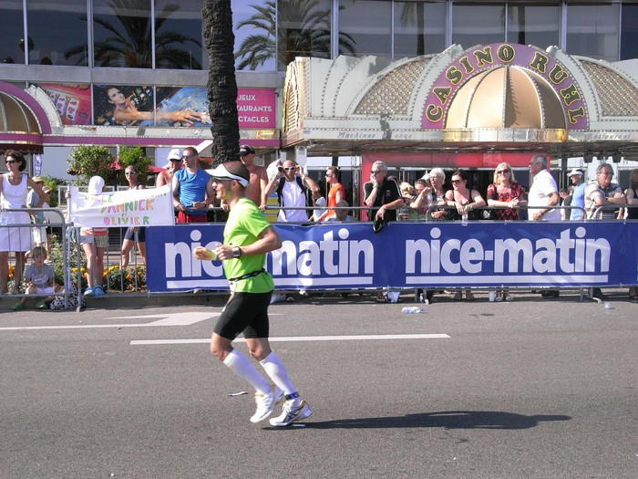 Photo of IRONMAN – NICE 2009. SECCION CARRERA. 42 KM