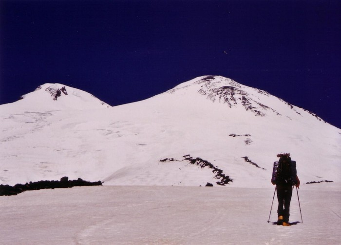 Photo de ELBRUS WEST AND EAST SUMMIT