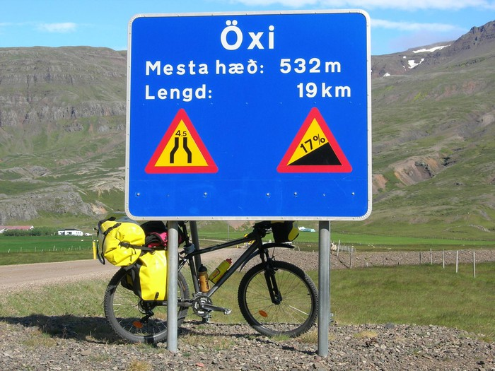 Photo de   Vuelta a Islandia en BTT