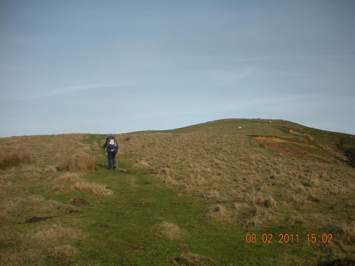 Foto de  Carlton moor,Wath hill,Cringle moor.