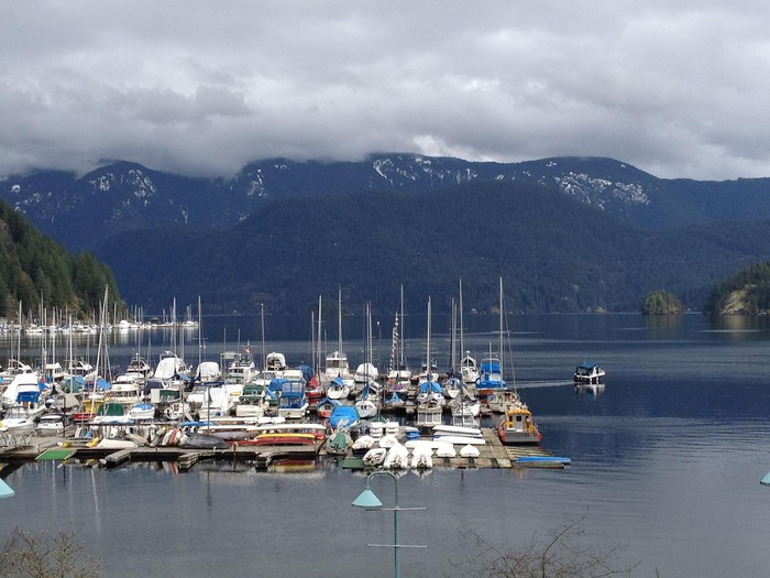 Photo de   Deep cove