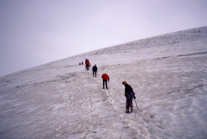 Photo of 5 - Trek Otzaler 2003 - Brandenburger Hütte alla Vernagt Hütte