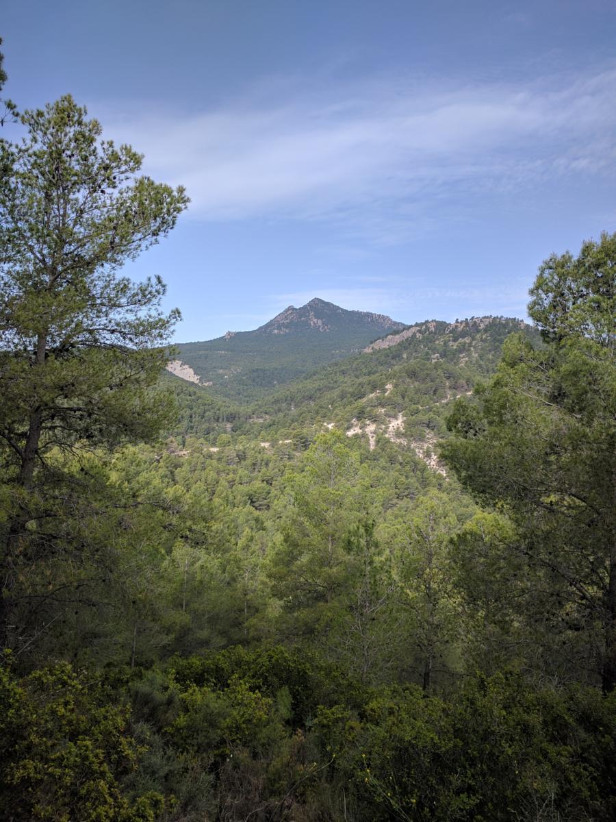 Photo of Pico del Fraile desde Moratalla 05.05.17