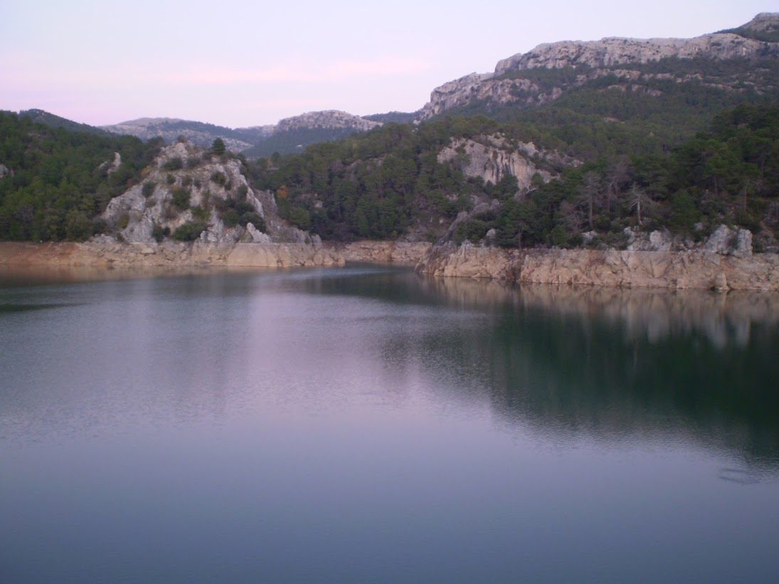Photo of Guarondo o embalse de Aguascebas