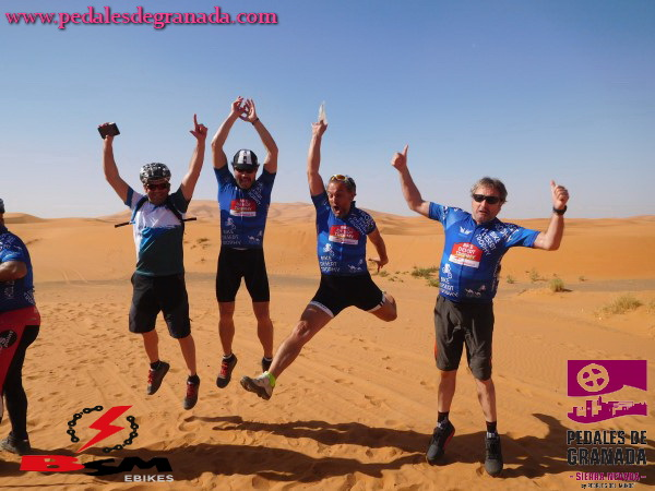 Photo de Bike Desert Trophy - 6ª et. Erg Chebbi - Merzouga