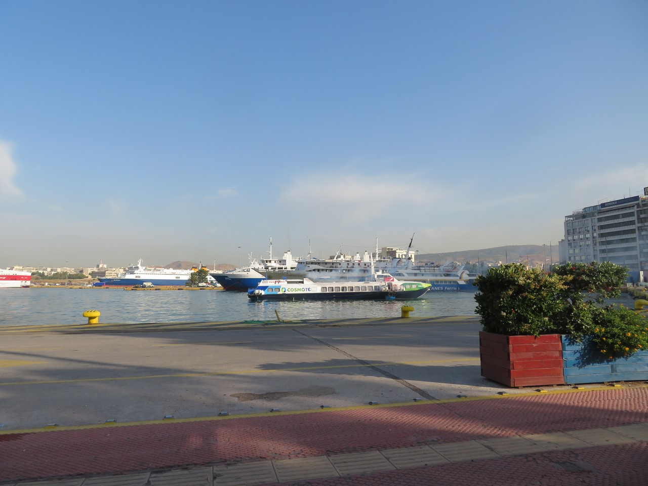 Photo de Piraeus (port Atenes)