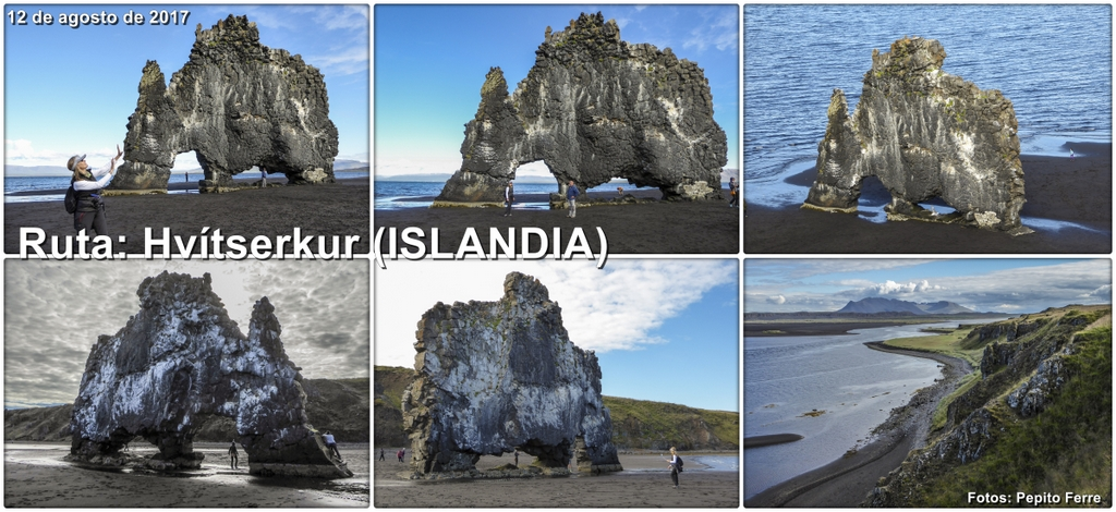 Photo of 20170812 Hvitserkur - ISLANDIA