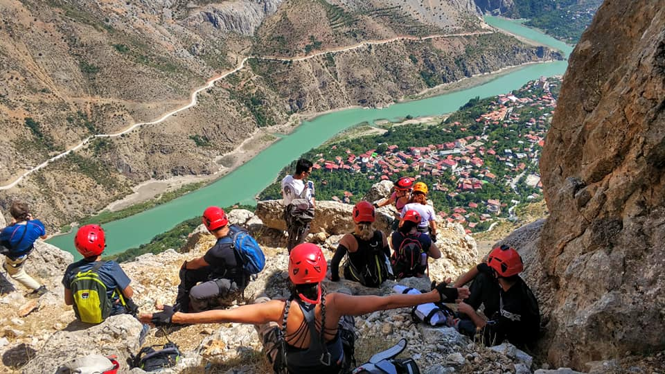 Bild av Trekinturkey Erzincan Kemaliye via ferrata ve hiking