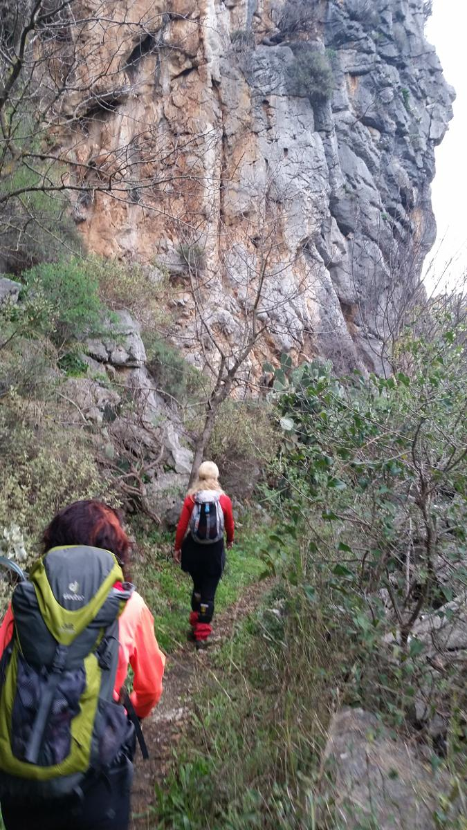 Foto di Trekinturkey Karia Yolu (carrian trails) Bayır Kumlubük Hiking 21.12.2014