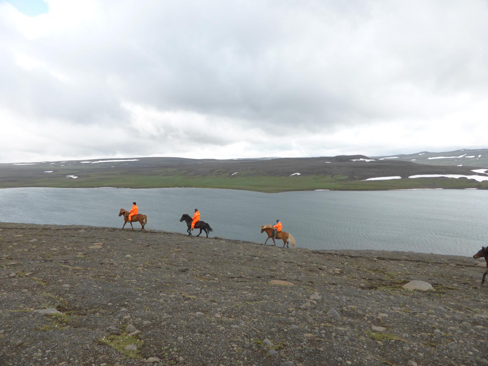 mynd af Into the wild, day 3. Riding Iceland.