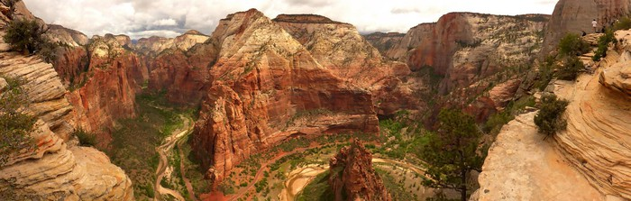 Photo of ZION CANYON (Emerald Pools - Angels Landing)