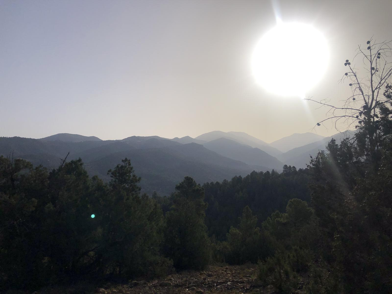 Photo of Imsfrane to Timrazine from Ahensal and Taghia village