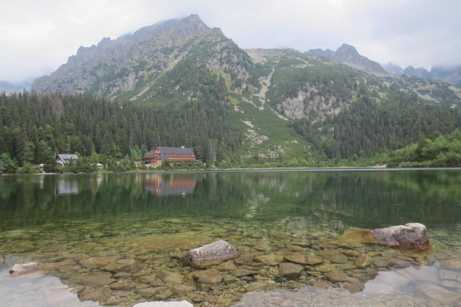 Photo of TRAVESÍA ALTOS TATRAS