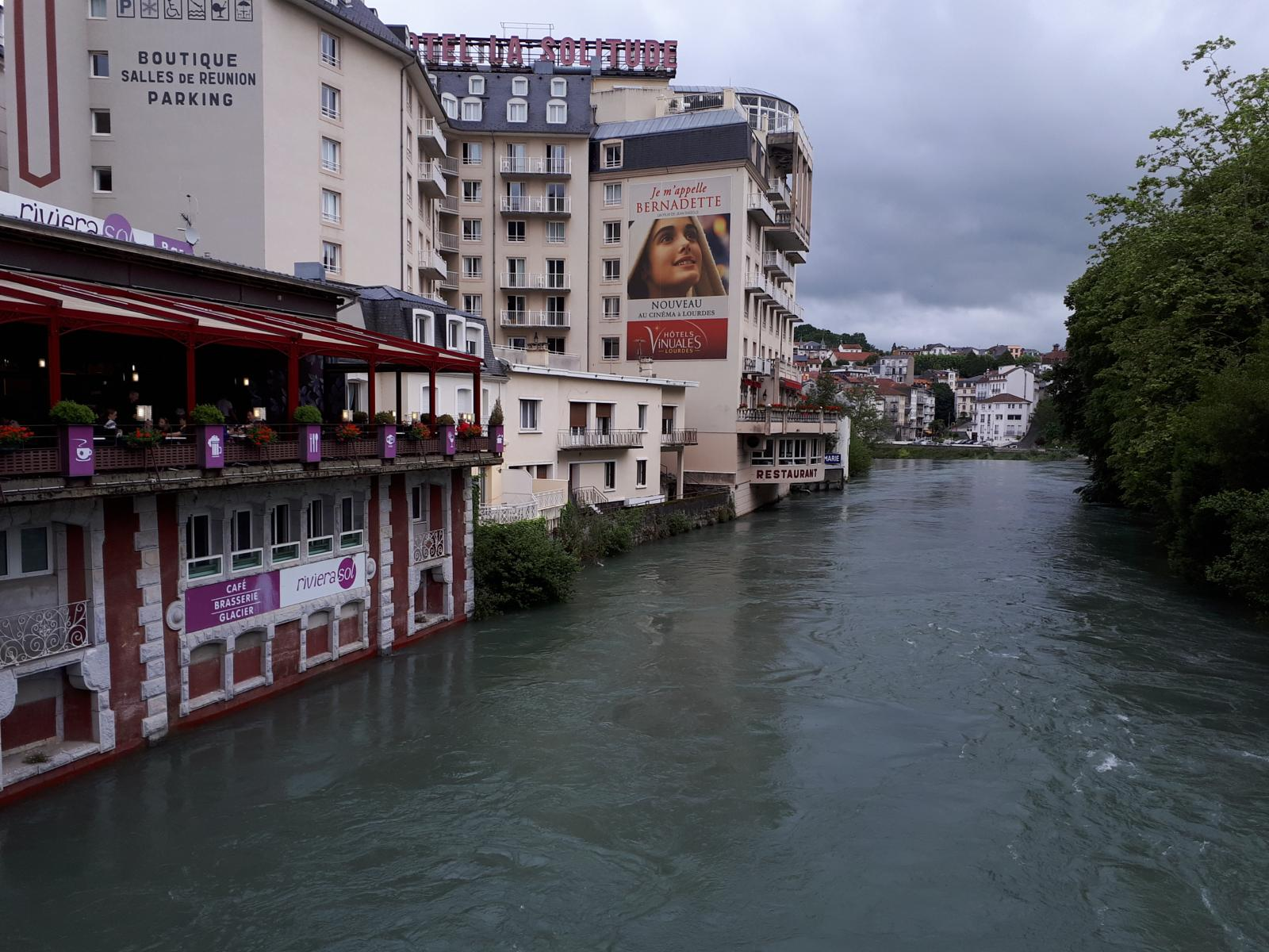 Photo de Lourdes Hotel peyremale