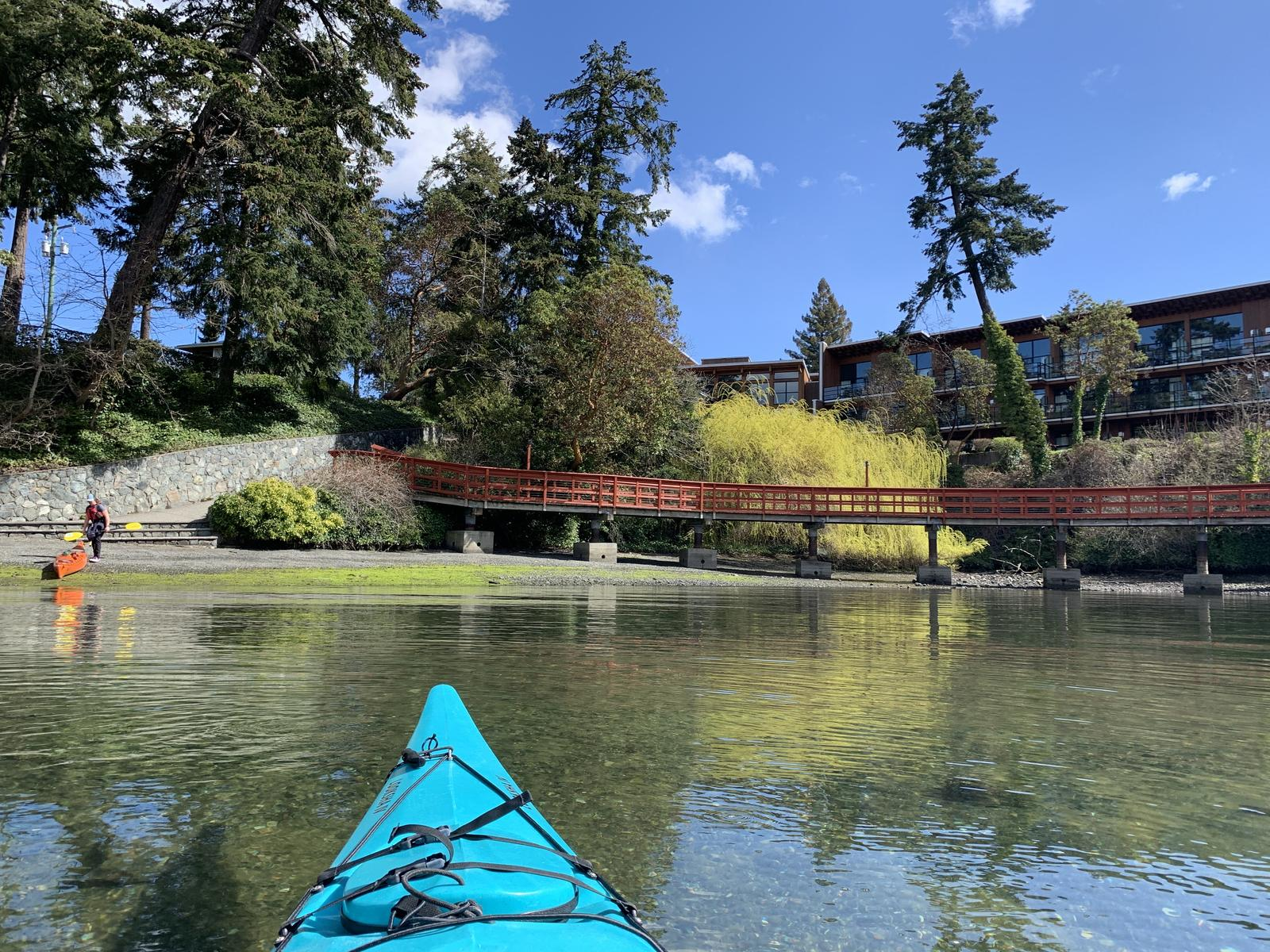 Photo of Brentwood Bay Paddle