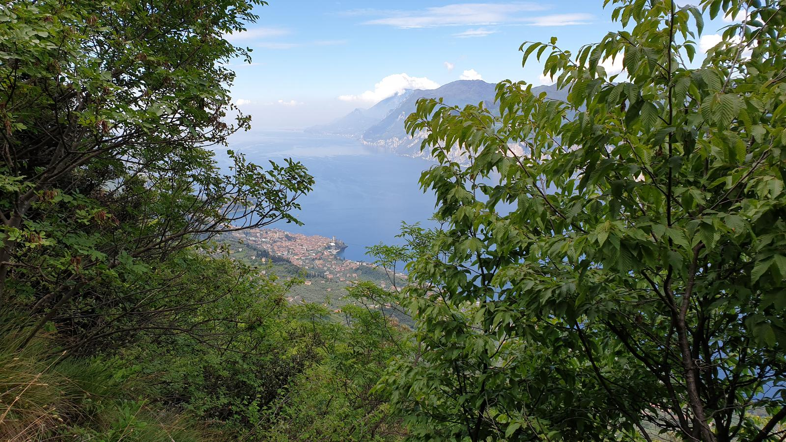 Φωτογραφίες Hill climb from Malcesine