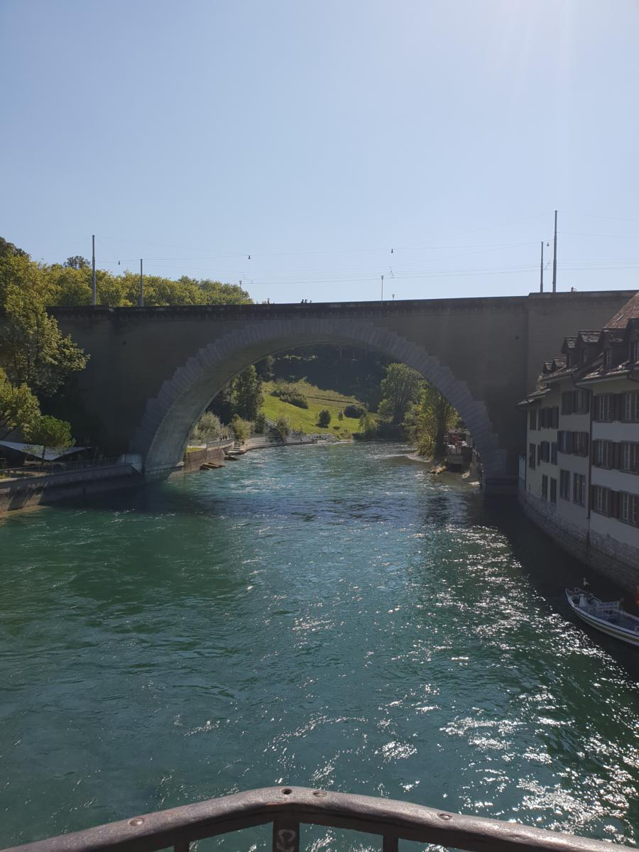 Foto de The Aare route. From Shpietz to Bern