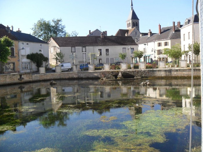 Photo de -TROYES CAMPING TO CAMPING MARCENAY LAC