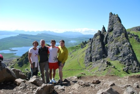 Bild av Old Man of Storr