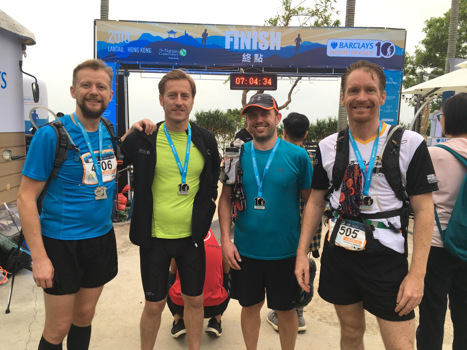 Photo of Moontrekker 2018 - 40km