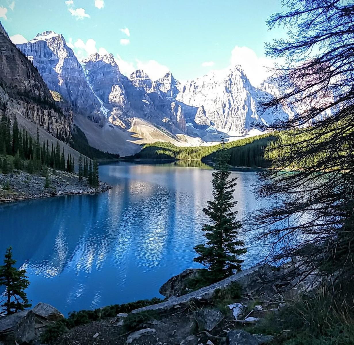 Foto de Morraine lake. Banff National Park.