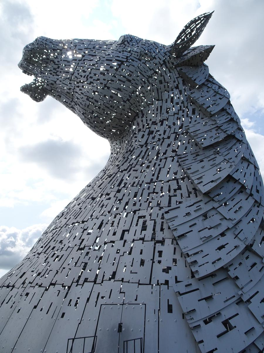 Foto de Falkirk stadium Helix park the kelpies