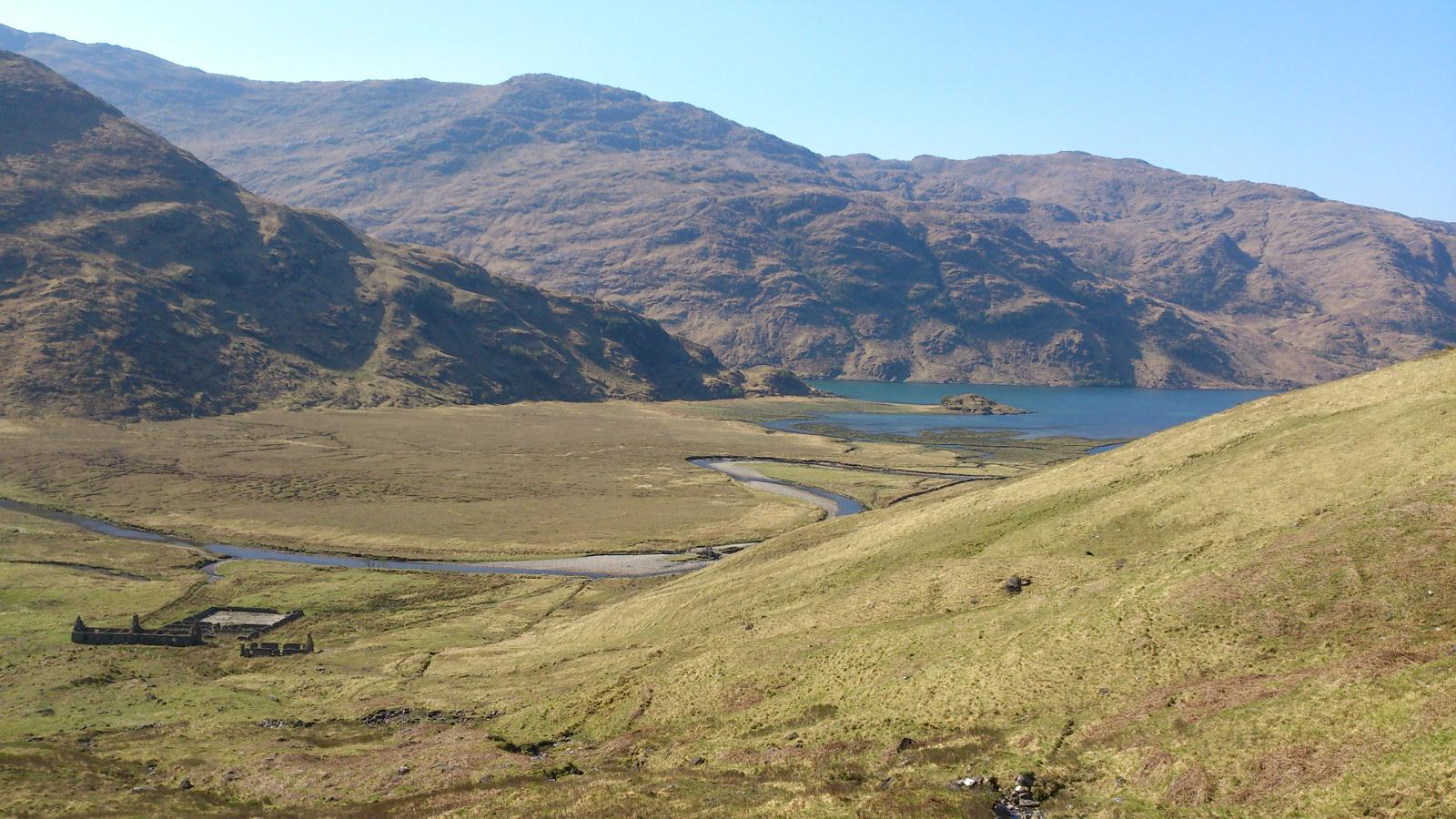 Foto di Hiking in the Scotish Highlands, day 7, 12-MAY-16