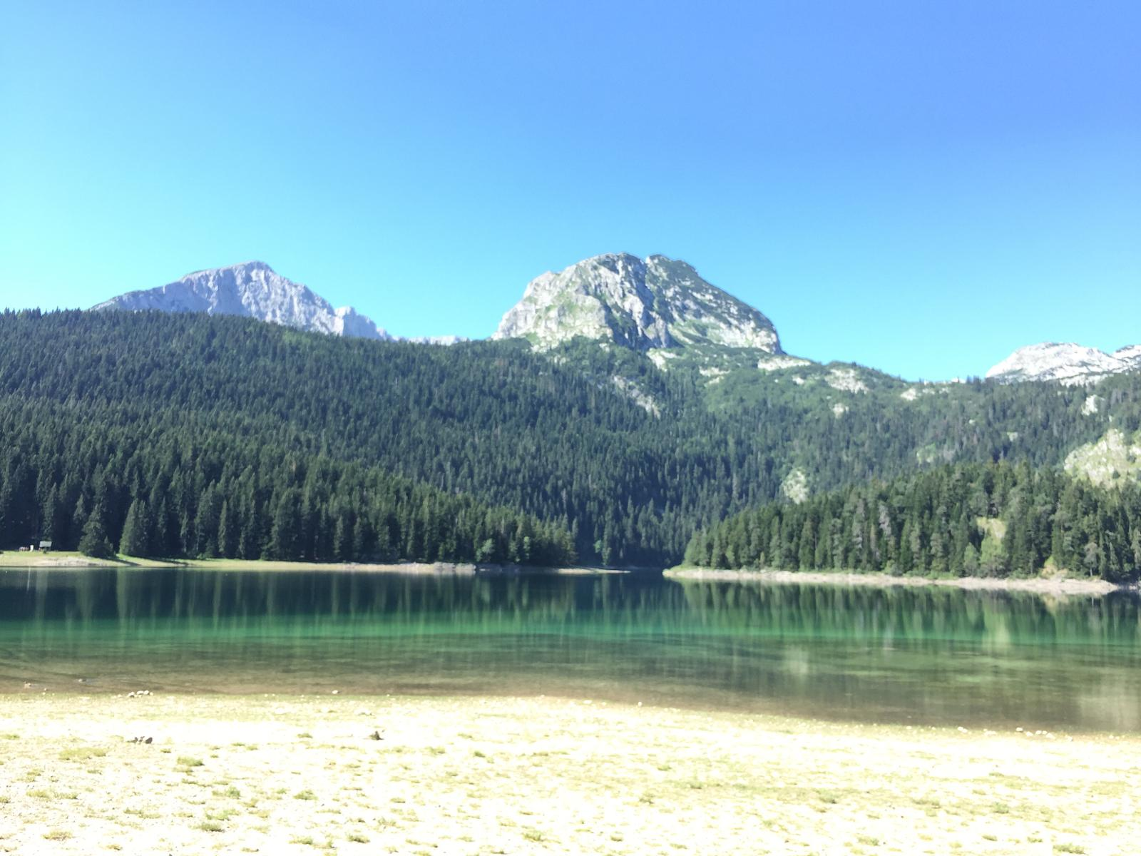 Слика од Black lakes Durmitor