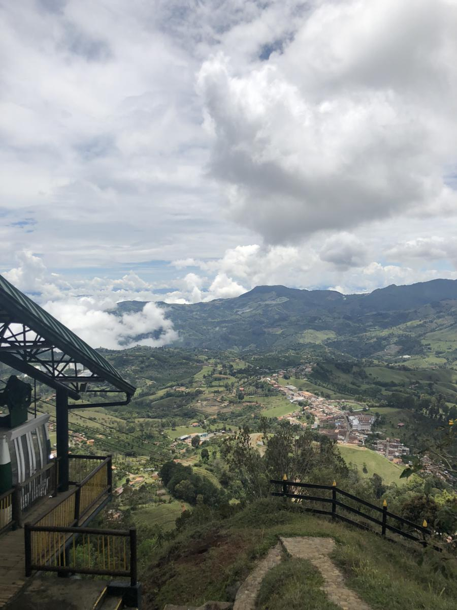 Photo of Nubes + Forest (don't recommend 2nd half) - Jericó