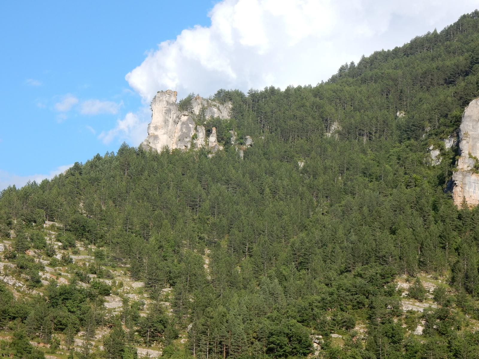Photo of Gorges du Tarn: Del Chateau de La Caze a La Malène (circular).
