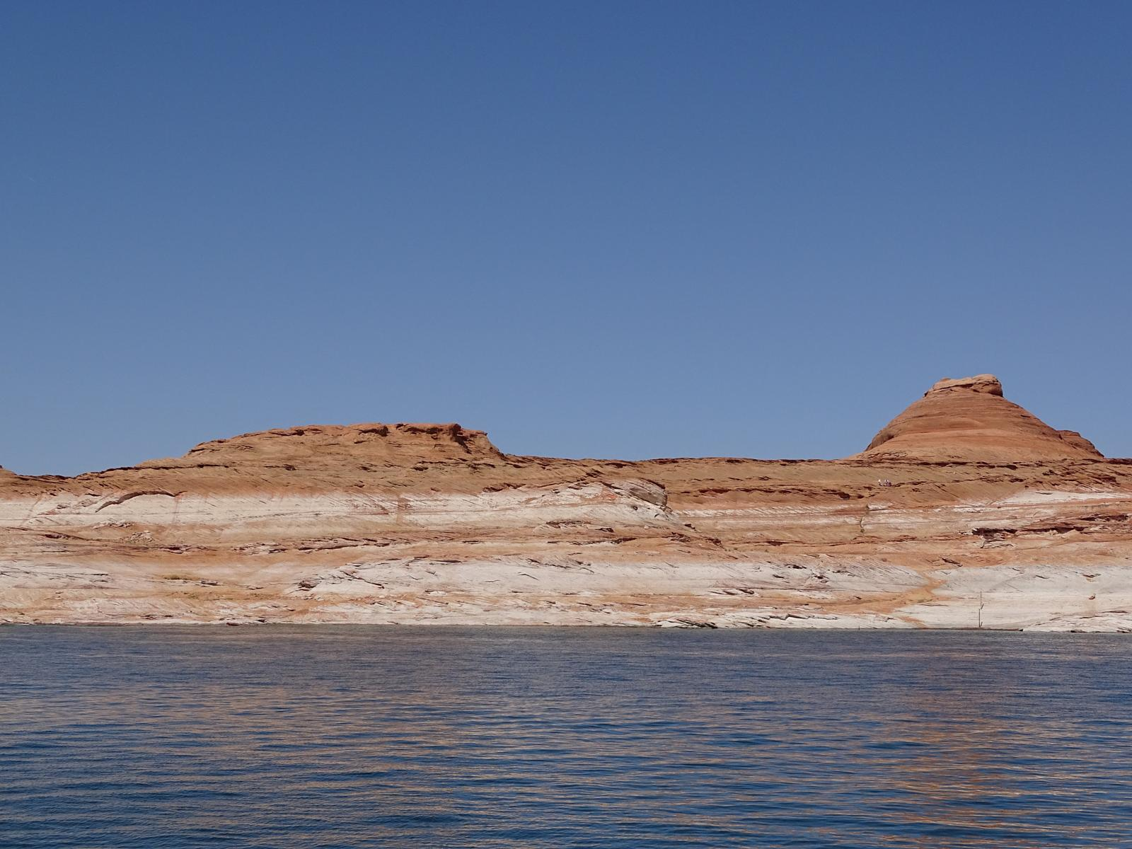 mynd af Boat tour in Lake Powell (and Antelope Canyon)