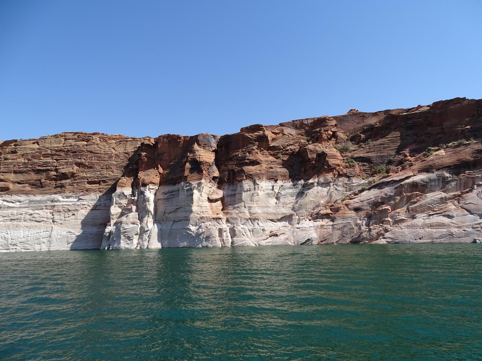 Foto von Boat tour in Lake Powell (and Antelope Canyon)