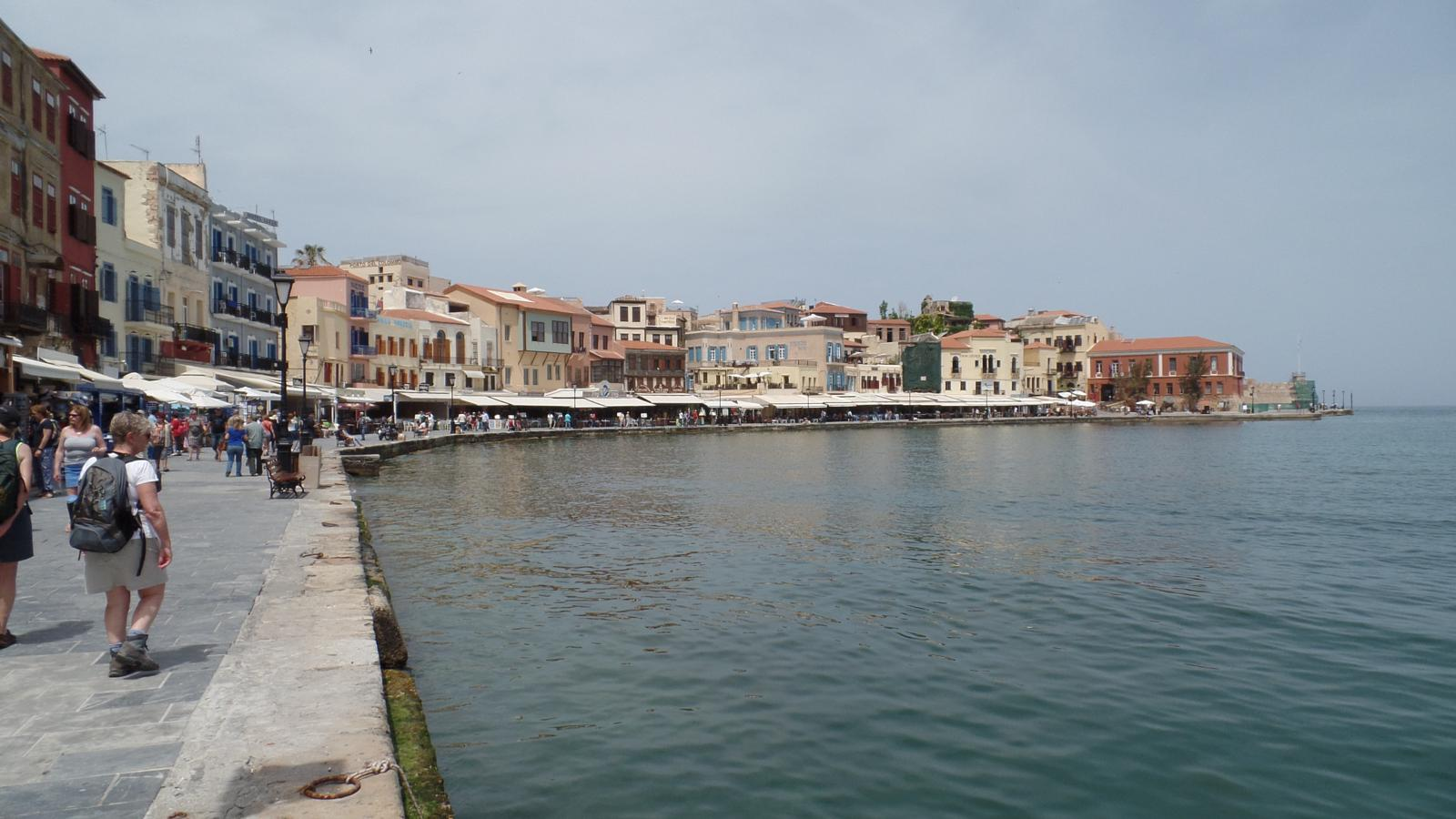 Photo de Stadswandeling Chania