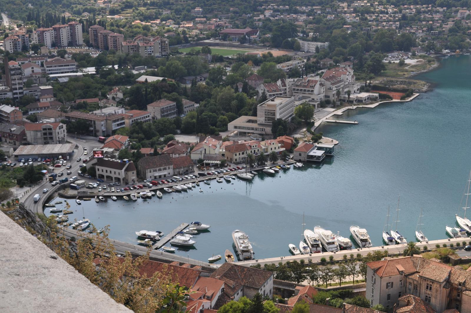 Слика од Montenegro - Bay of Kotor - Stepped Trail up to Castle of St. John (Castel San Giovanni)