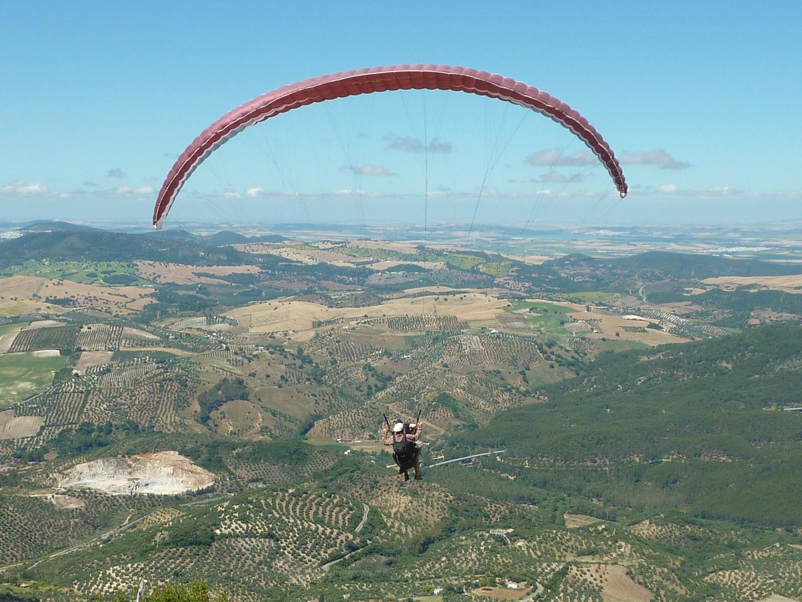 Photo of Parapente en Algodonales