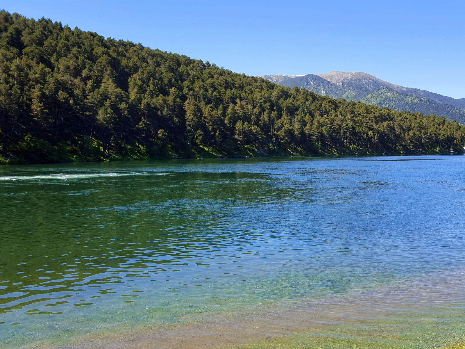 Photo of Llac d'Engolasters