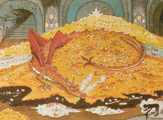 Smaug the Golden