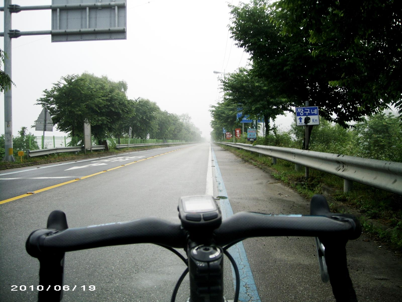 Photo of Bike path to Palddong-391 north to 86, 37 south to 352 then return
