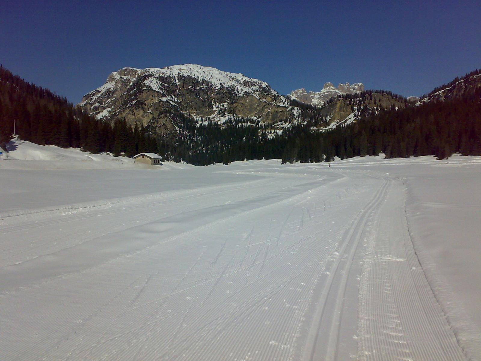 Photo of PISTA DI FONDO DI MISURINA