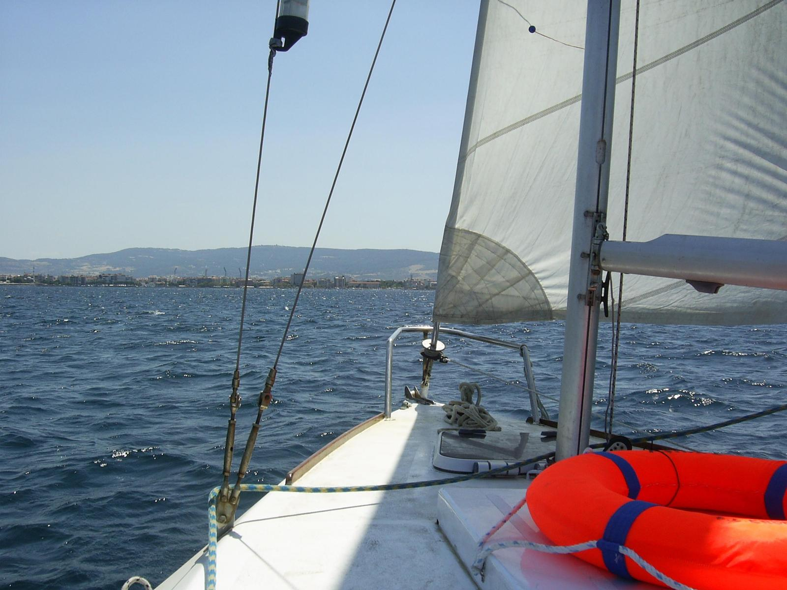 Photo of EGE'ye yelkenle bir gezi (Sailing in Aegean sea) 'Habib'