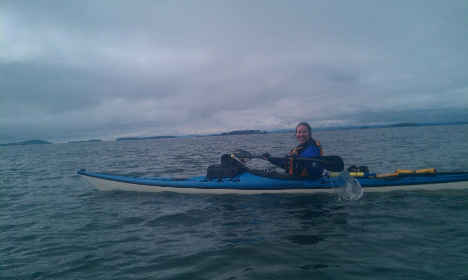 Photo of Deer Island Kayak Camping