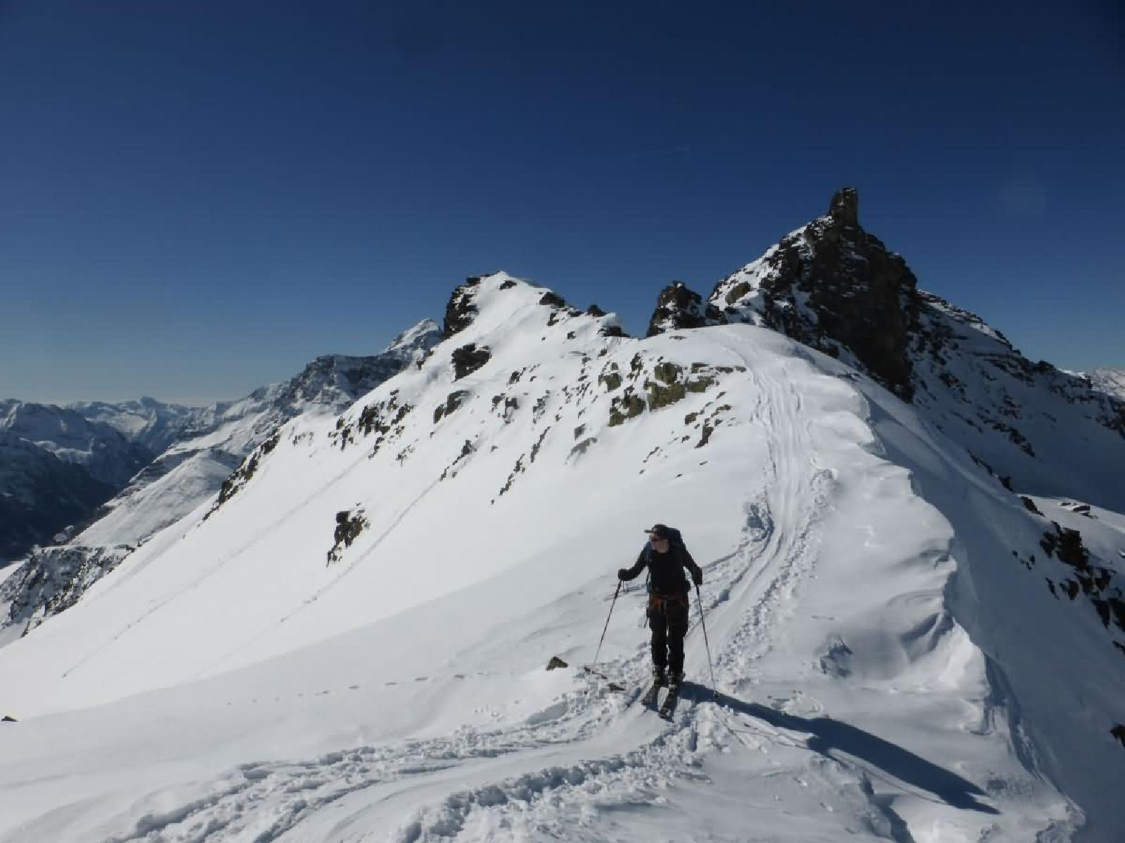 Photo de Ayas - Gressoney par le col Bettolina Suprieur