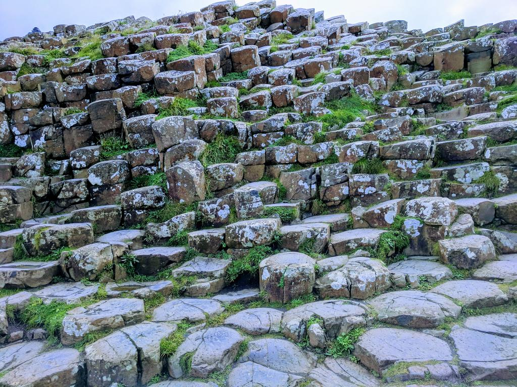 Photo of Giant's Causeway from Portballintrae