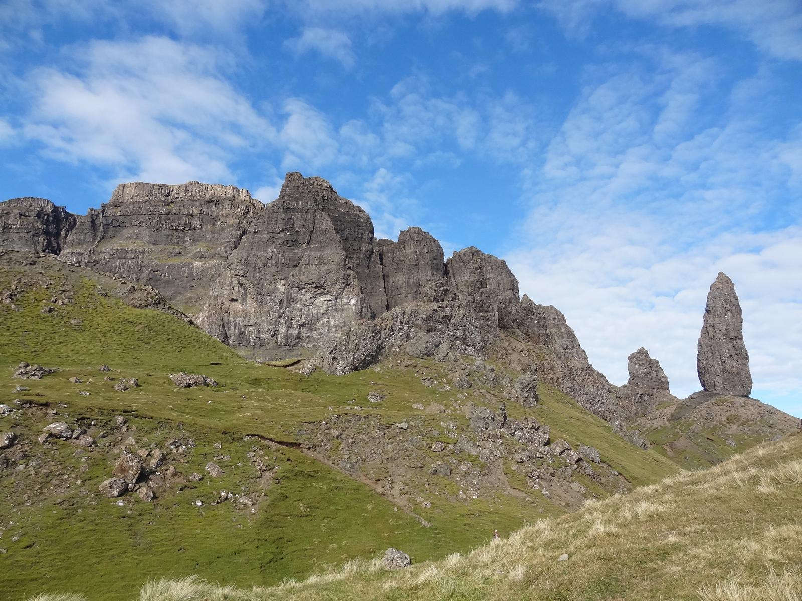 Photo of Skye the Old Man of Storr
