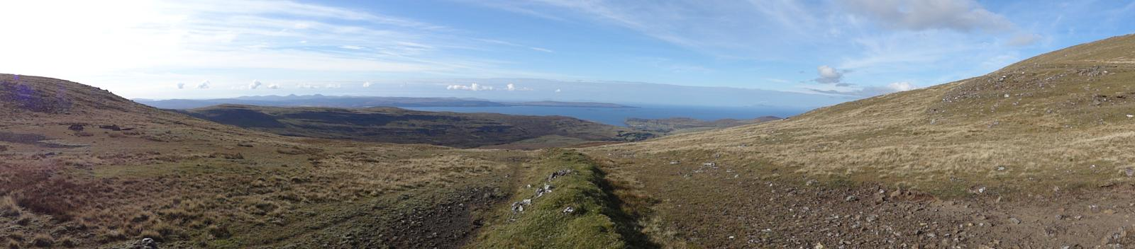 Bild av Skye Uig to Beinn Edra and back